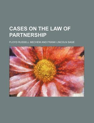 Cases on the Law of Partnership