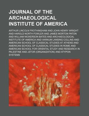 Journal of the Archaeological Institute of America