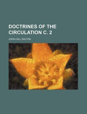 Doctrines of the Circulation C. 2