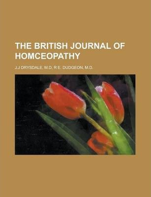 The British Journal of Homceopathy