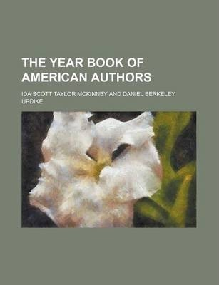 The Year Book of American Authors
