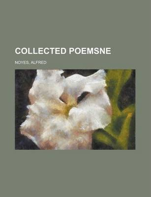 Collected Poemsne Volume O