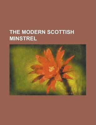 The Modern Scottish Minstrel Volume III