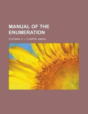 Manual of the Enumeration