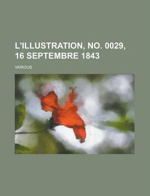 L'Illustration, No. 0029, 16 Septembre 1843