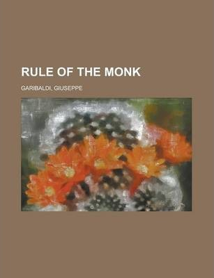 Rule of the Monk