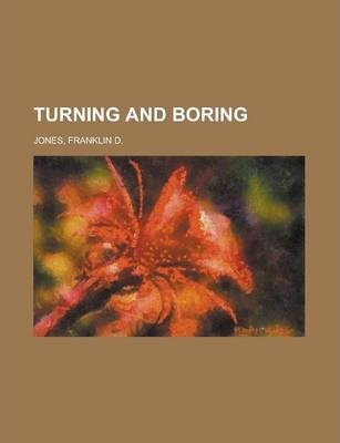 Turning and Boring