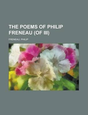 The Poems of Philip Freneau (of III) Volume II