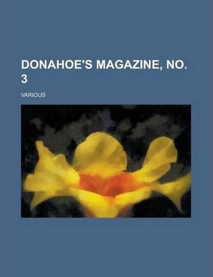 Donahoe's Magazine, No. 3 Volume XV