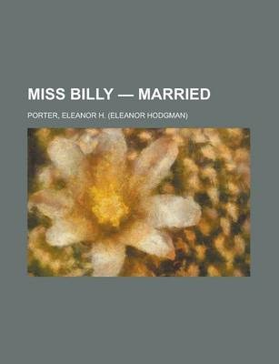 Miss Billy - Married