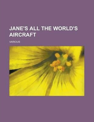 Jane's All the World's Aircraft