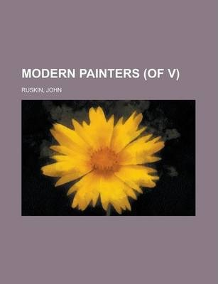 Modern Painters (of V) Volume II