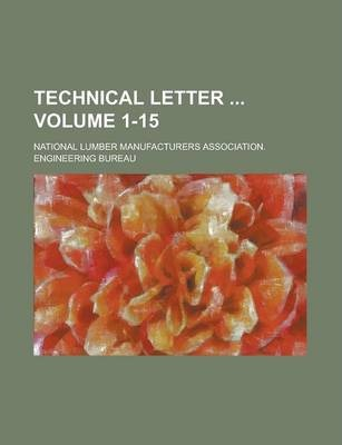 Technical Letter Volume 1-15