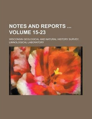 Notes and Reports Volume 15-23