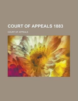 Court of Appeals 1883