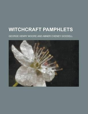 Witchcraft Pamphlets