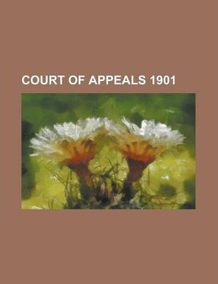 Court of Appeals 1901