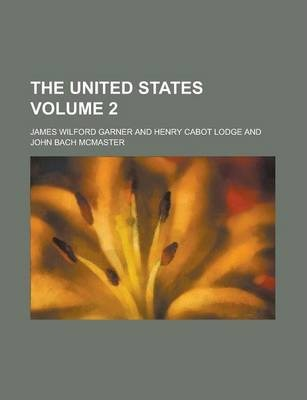 The United States Volume 2