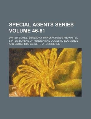 Special Agents Series Volume 46-61
