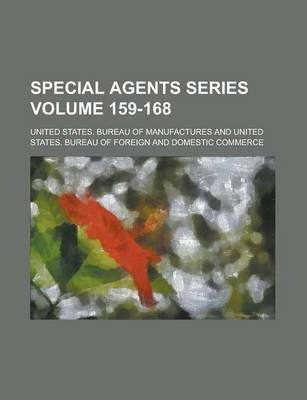 Special Agents Series Volume 159-168