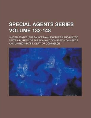 Special Agents Series Volume 132-148