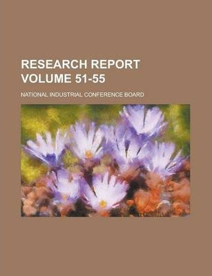 Research Report Volume 51-55