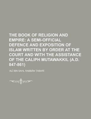 The Book of Religion and Empire