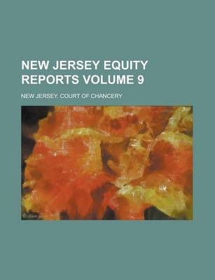 New Jersey Equity Reports Volume 9