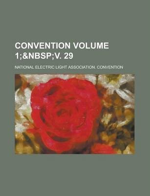 Convention Volume 1;