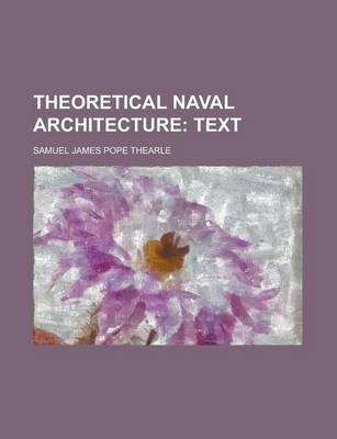Theoretical Naval Architecture