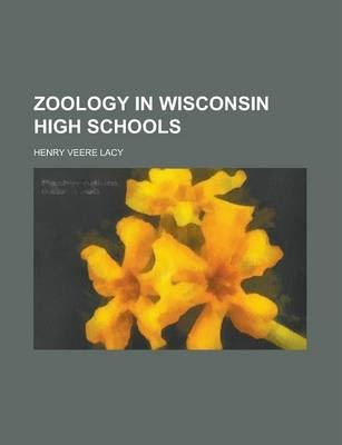 Zoology in Wisconsin High Schools
