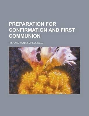 Preparation for Confirmation and First Communion