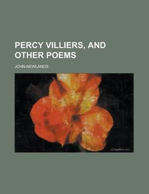Percy Villiers, and Other Poems