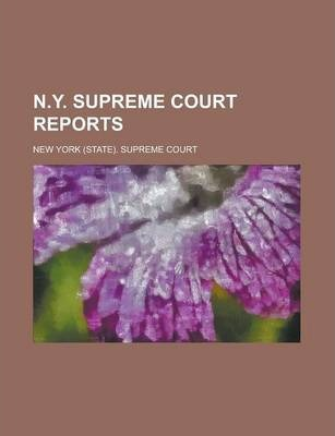 N.Y. Supreme Court Reports