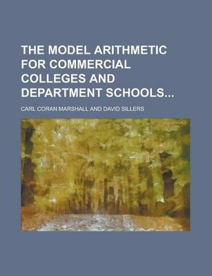 The Model Arithmetic for Commercial Colleges and Department Schools