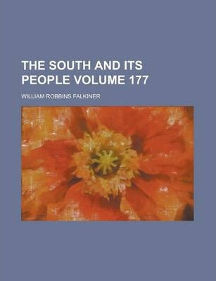 The South and Its People Volume 177
