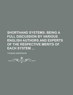 Shorthand Systems