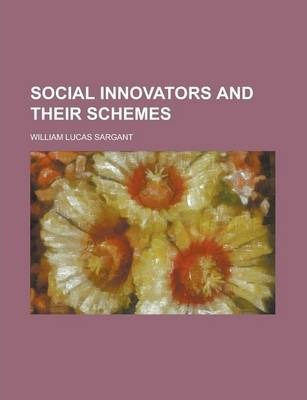 Social Innovators and Their Schemes