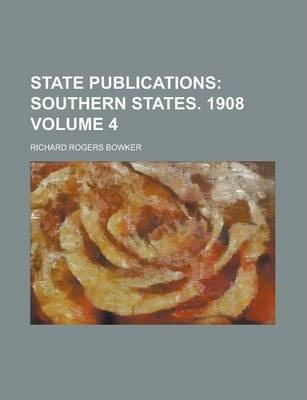 State Publications Volume 4