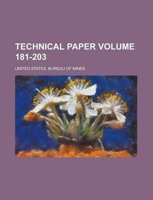 Technical Paper Volume 181-203