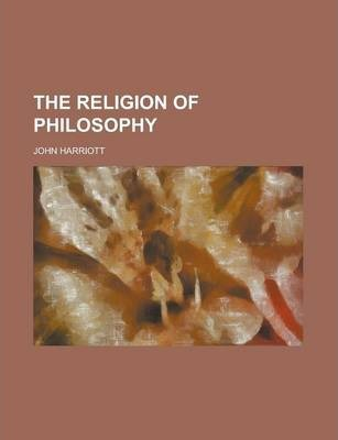 The Religion of Philosophy