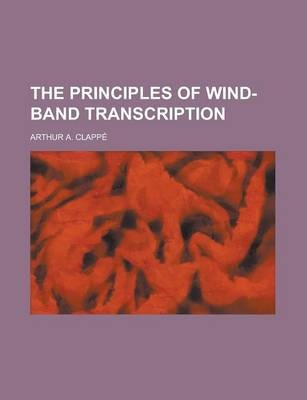 The Principles of Wind-Band Transcription