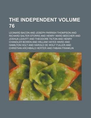 The Independent Volume 76