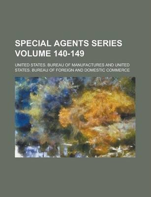 Special Agents Series Volume 140-149