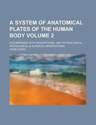 A System of Anatomical Plates of the Human Body; Accompanied with Descriptions, and Physiological, Pathological & Surgical Observations Volume 2