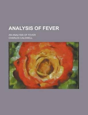 Analysis of Fever; An Analysis of Fever