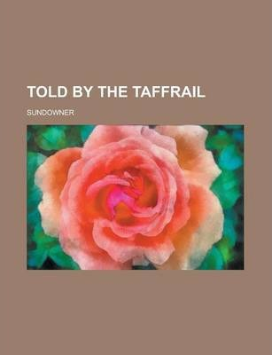 Told by the Taffrail