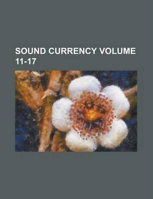 Sound Currency Volume 11-17