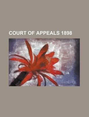 Court of Appeals 1898