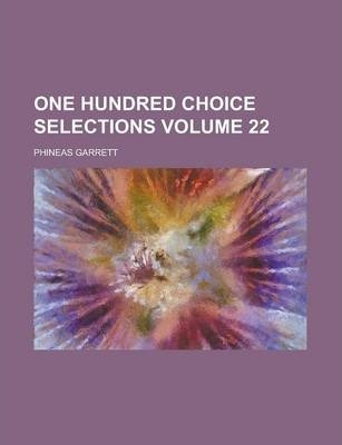 One Hundred Choice Selections Volume 22